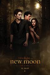 Offizielles New Moon Plakat